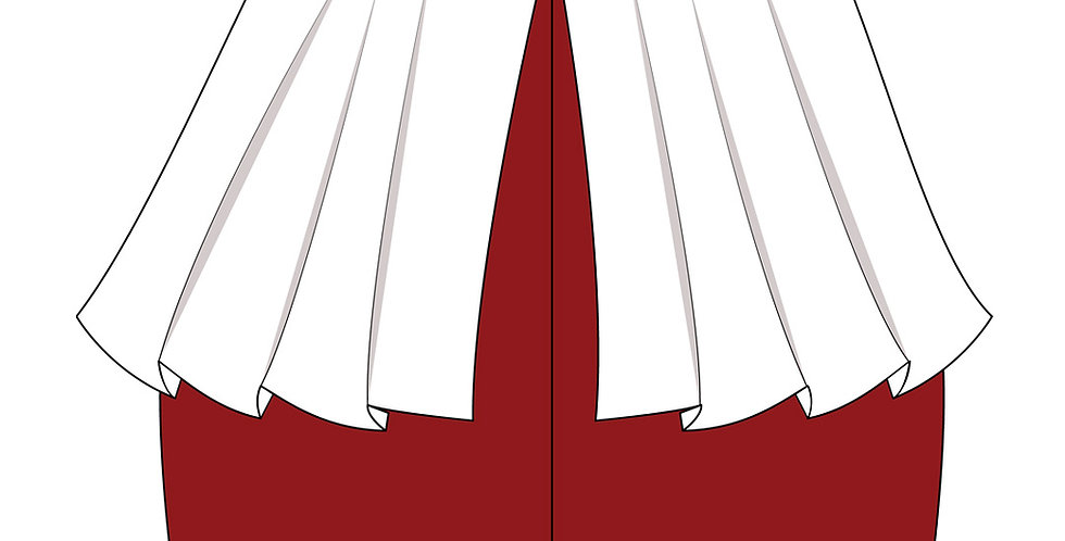 196752 Utena Tenjou pants with skirt