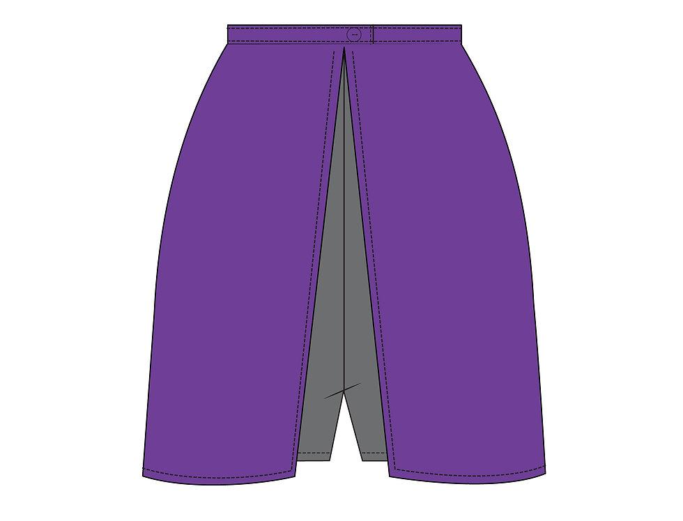 166383 * Yamanaka Ino skirt / trouser.