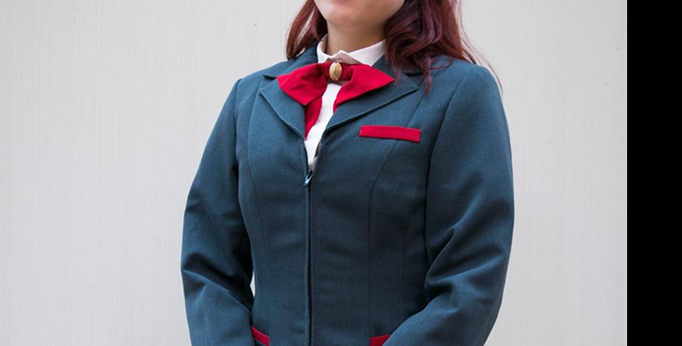 125988 *** Bleach school uniform colbert