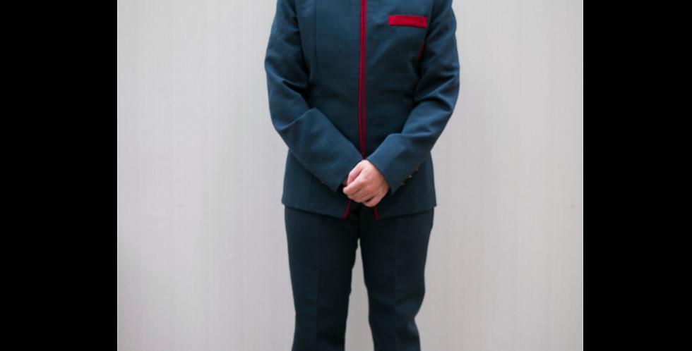 135999 ** * Bleach men school uniform.