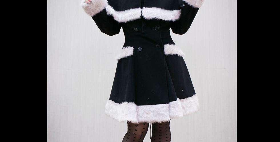 125832 ** lolita coat.