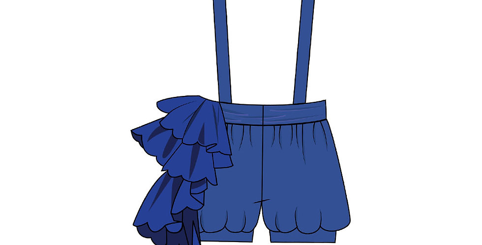 176508 * Dames broek Ciel Phantomhive Black Butler