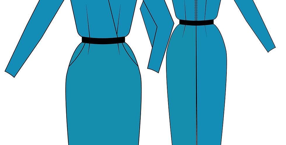 196692 * Vintage dress