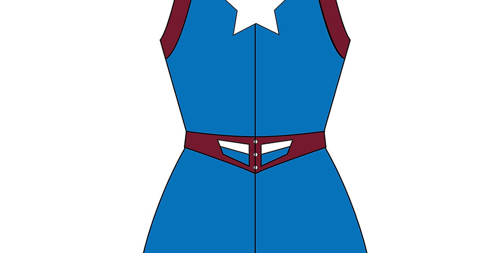 176533 *** Stargirl uit de DC comics.