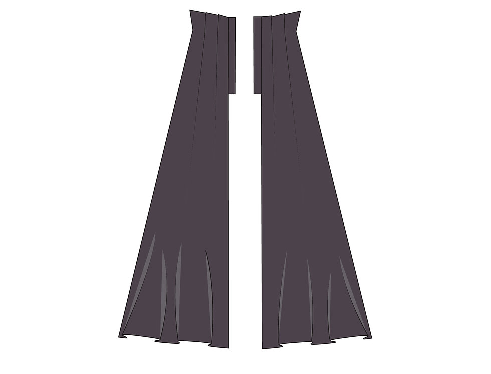 176485 * Ladies skirt from Sword art online.