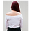 Thumbnail: 186641 * Vintage off-the-shoulder top.