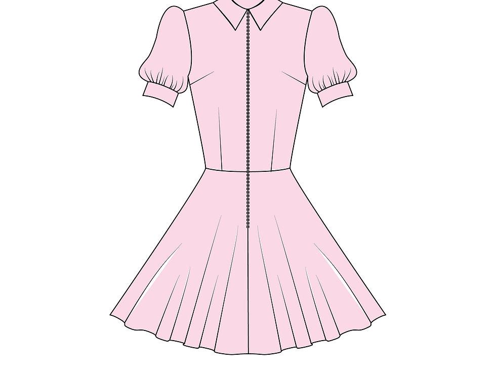 166432 * Dress Nurse Joy from the series Pokémon.