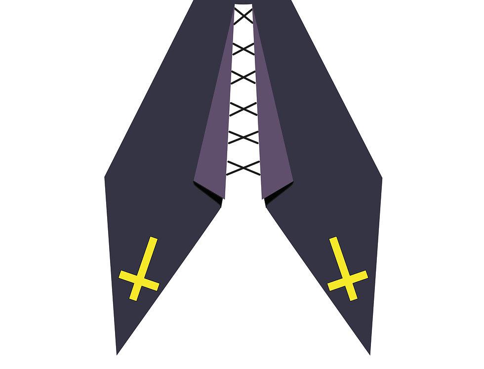 166449 * Skirt Suigintou from Rozen Maiden