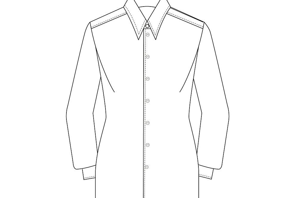 166410 * Kurosukaran overhemd Vampire Knight