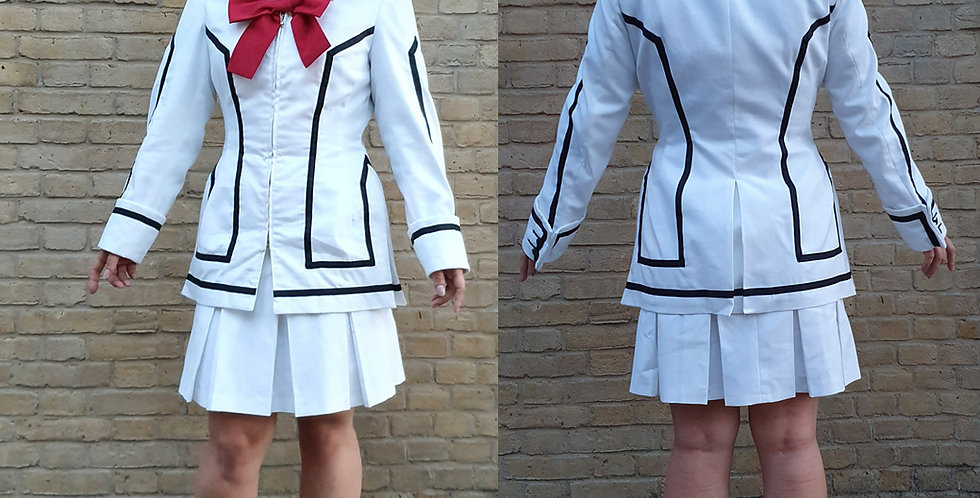 166205 *** Ruka Vampire Knight school uniform.