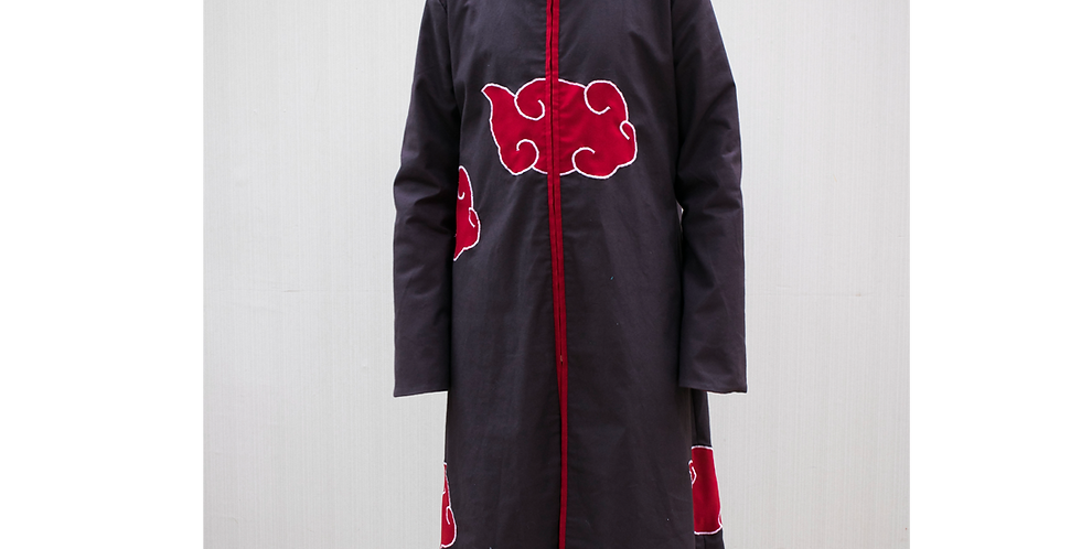 176520 **Coat with collar from Akatsuki from Naruto