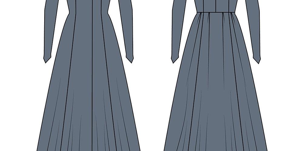 186766 *  Sansa Cornation dress season 8.