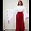 Thumbnail: 125980 ** Red/White Priestess Kikyo outfit