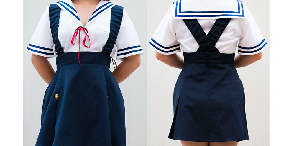 136000 * School uniform from Clanned