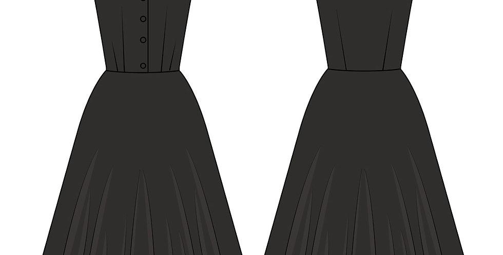 196691 * Vintage dress.