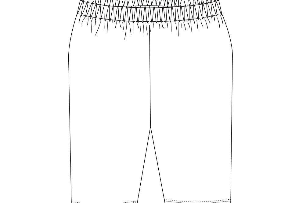 166434 * Sakura Haruno Naruto Shippuden broek.