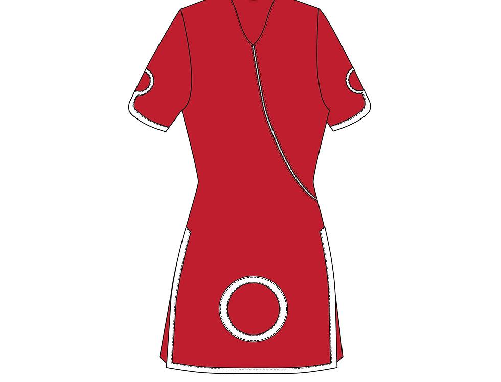 166406 ** Sakura Haruno jurk.