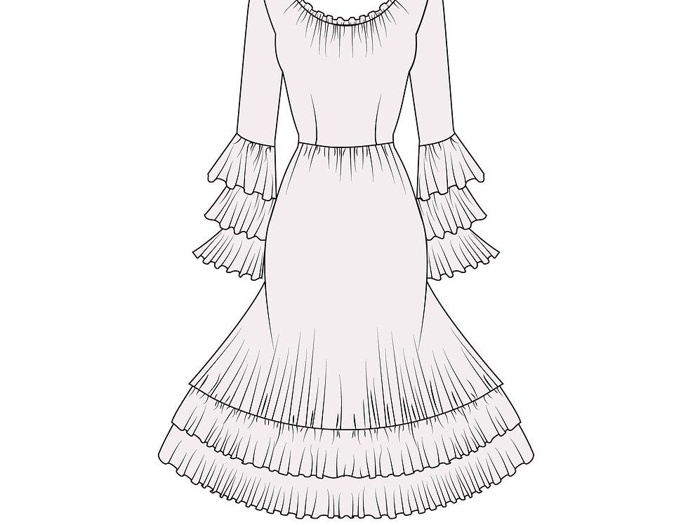 166448 * Dress Suigintou from Rozen Maiden