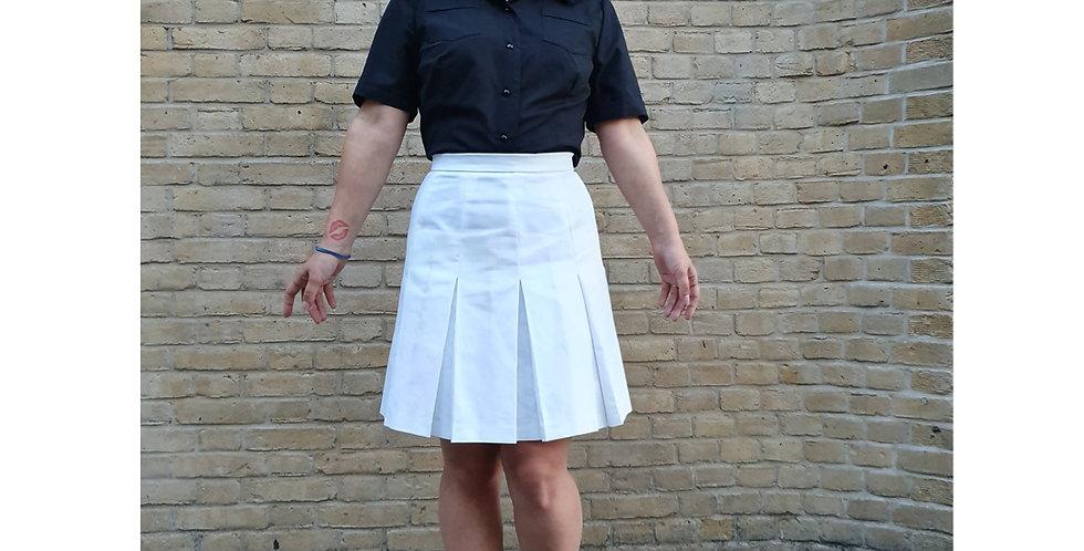 166207 * Ruka Vampire Knight school uniform skirt
