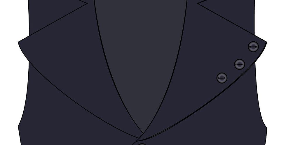 176509 * Ladies vest Ciel Phantomhive Black Butler
