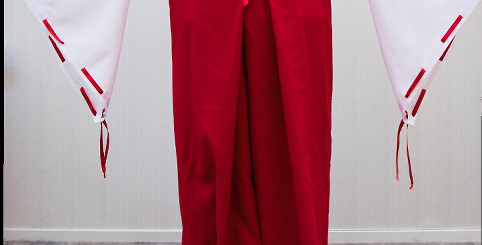 125982 ** Samurai trouser Kikyo Inuyasha.