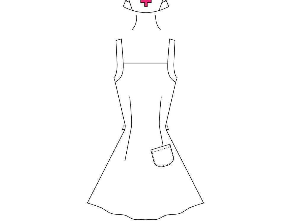 166431 * Apron Nurse Joy from the series Pokémon