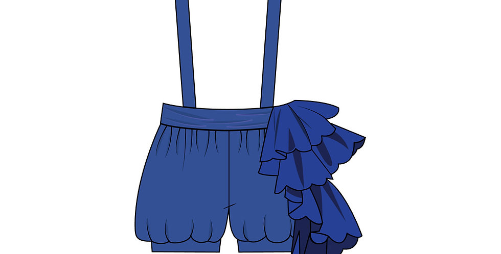 176508 * Ladies pants Ciel Phantomhive Black Butler