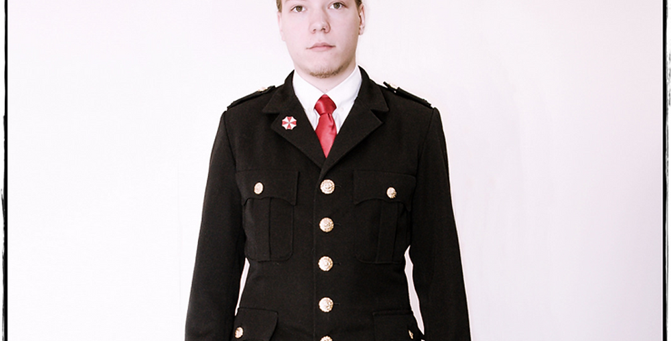 146257 * Colbert van militaire gala uniform.