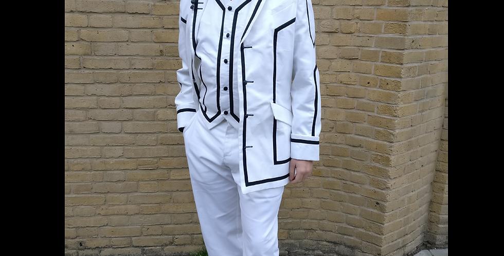 166407 *** Heren school uniform uit Vampire Knight