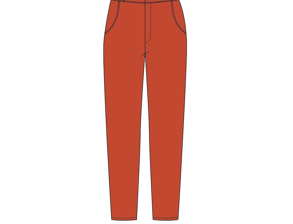 166380 * Crossplay ladies trouser Apollo Justice.