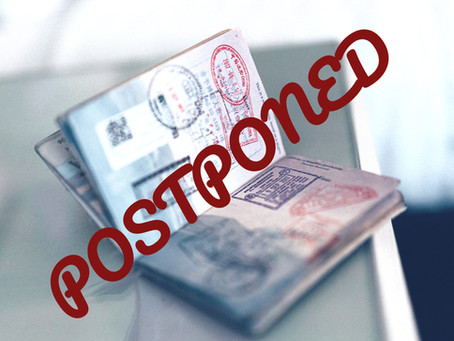 POSTPONED:Changes To Right To Work Checks