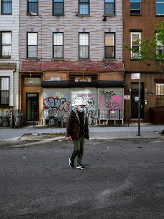 Bushwick in the Time of COVID-19