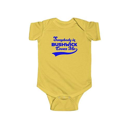 Baby Onesie - Somebody Logo