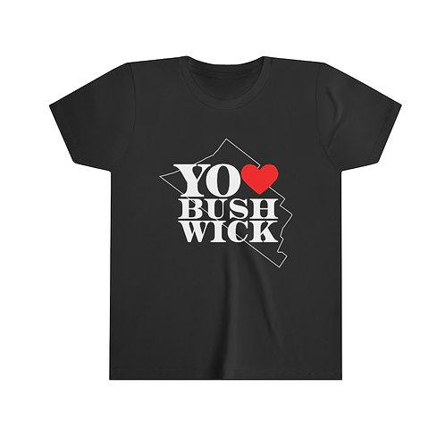 Kids Tee - Yo Amo Bushwick Logo