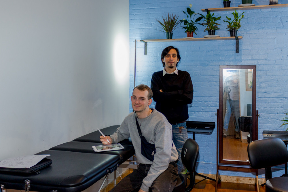 Postropical Saloon Studio