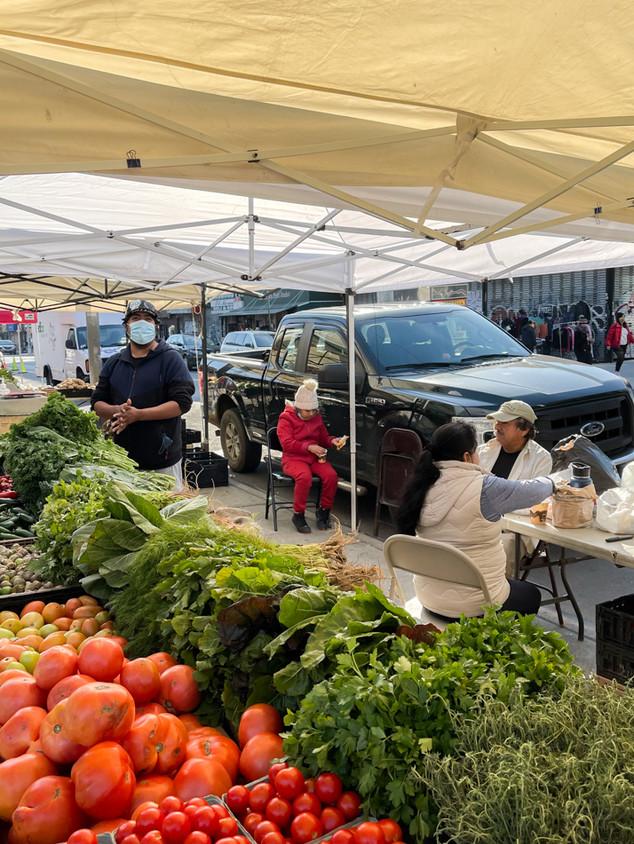 Bushwick Farmers Market