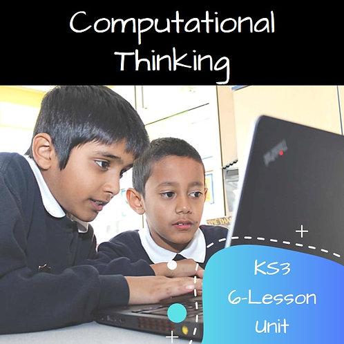 KS3 - Computational Thinking