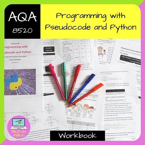 AQA Programming with pseudocode and Python Workbook
