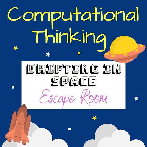 Computational Thinking Escape Room Activity