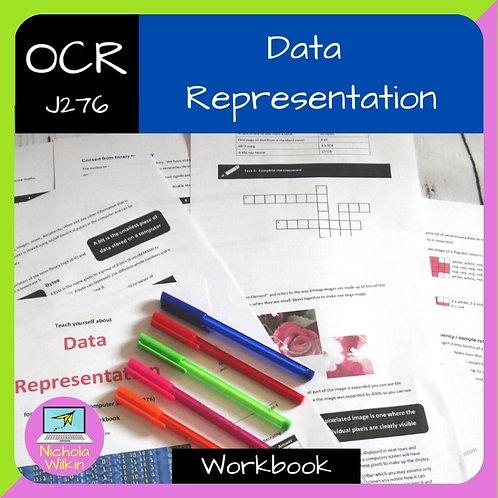 OCR Data Representation Workbook
