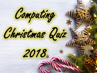 Computing Christmas Quiz 2018