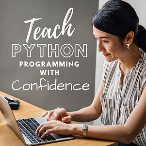 Teach Python With Confidence