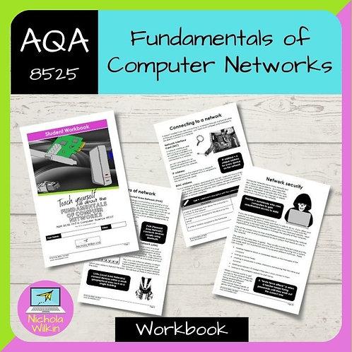 Fundamentals of Computer Networks AQA GCSE Computer Science Workbook (8525)