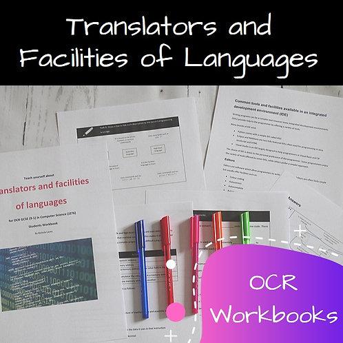 OCR Translators and Facilities of Languages Workbook