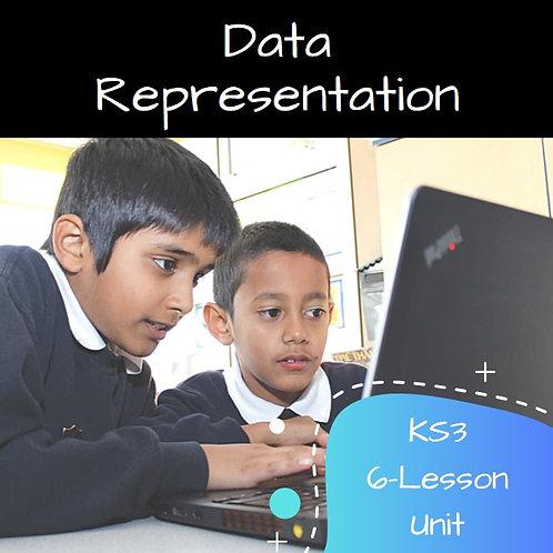 KS3 - Data Representation