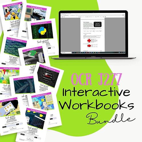 OCR Computer Science Workbooks (GCSE – J277 Specification)