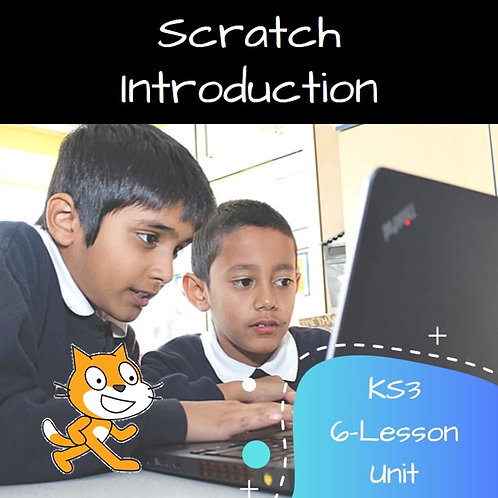 KS3 - Scratch Introduction