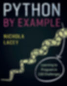 Python By Example Book