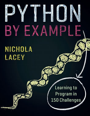 Python by Example By Nichola Lacey