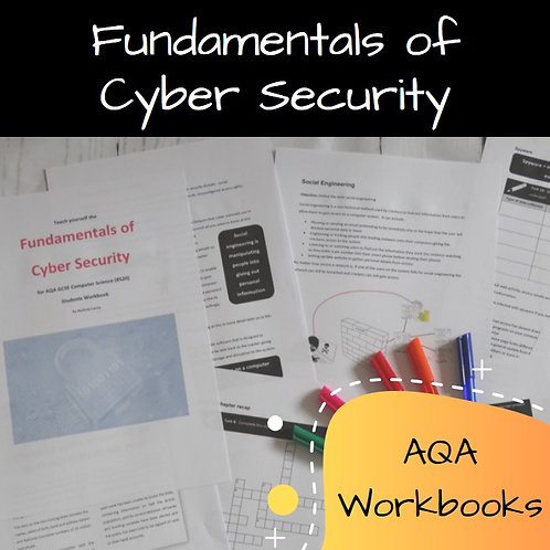 AQA Cyber Security Workbook